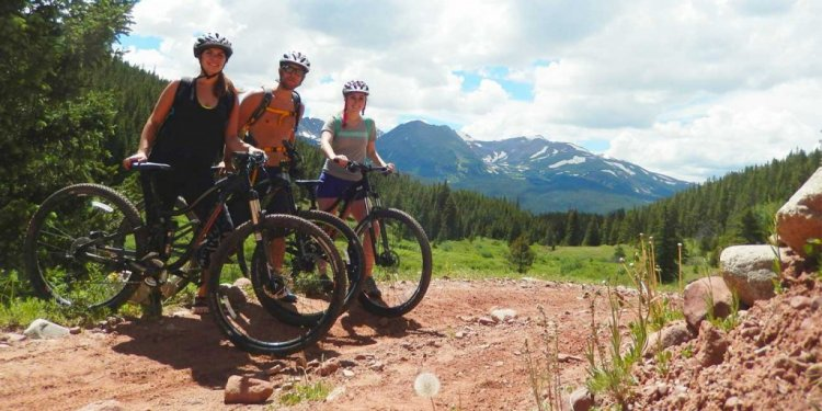 5 Breckenridge Mountain Bike