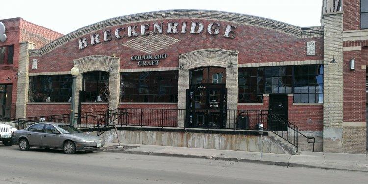 Breckenridge Colorado Craft