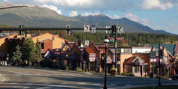 Rental Van Center Breckenridge