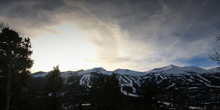 Breckenridge, CO, December