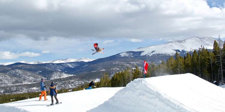Breckenridge Ski Resort Summit