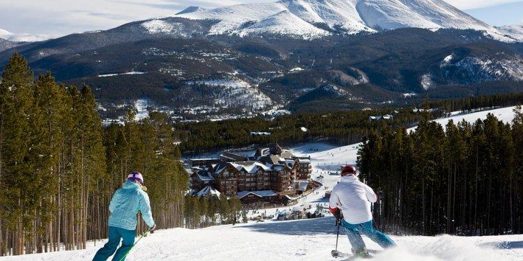 Breckenridge Ski Resort Summit