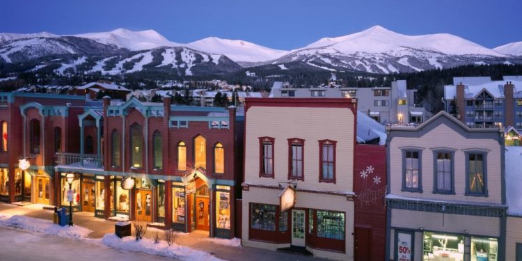 Breckenridge Spring Break