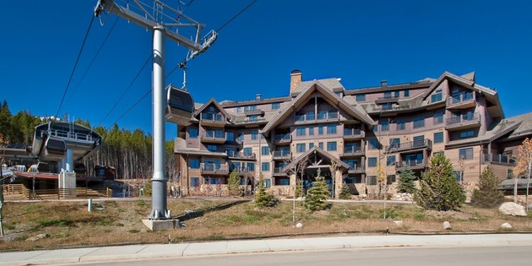 Crystal Peak Lodge Condos For