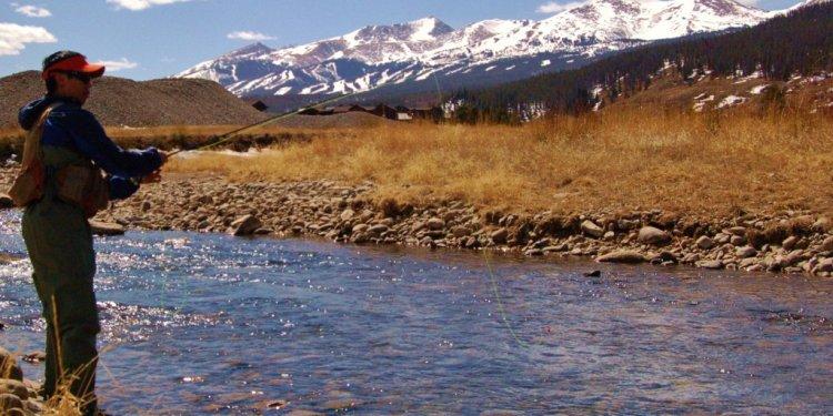 Breckenridge, CO Fishing
