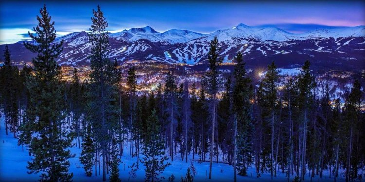 Homes breckenridge Colorado