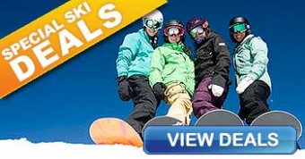 Breckenridge Colorado Winter Ski Deals