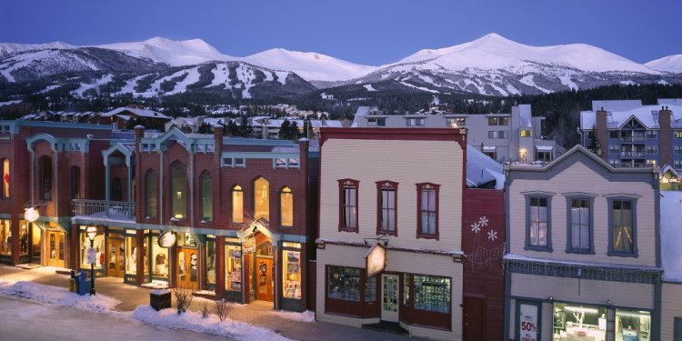 Breckenridge Art Gallery