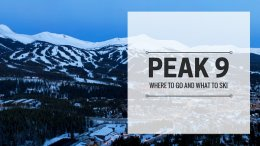 Peak nine breckenridge