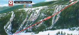 peak nine ski map breckenridge