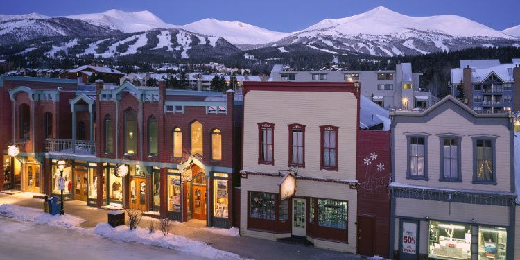 Breckenridge Ski Lodging
