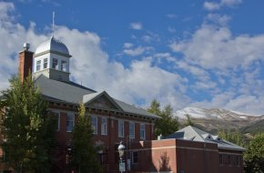 Summit County Courthouse Building, Breckenridge