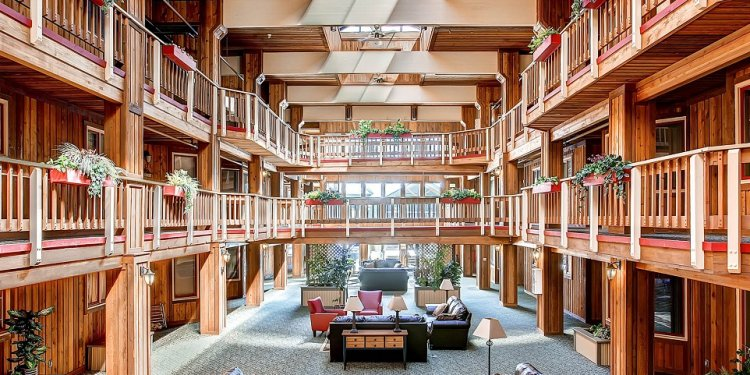 Atrium Condominiums Breckenridge
