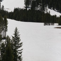 The Breckenridge ski season lasts from November through April.