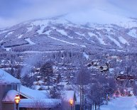 Altitude of Breckenridge Colorado