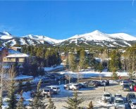 Parking at Breckenridge Ski Resort