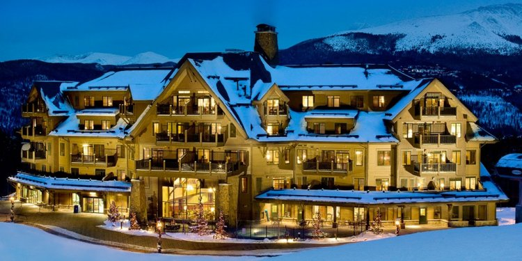 Breckenridge Ski Resorts, Lodging