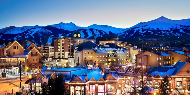 Breckenridge the Village