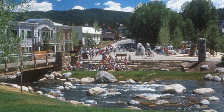 Blue River Breckenridge