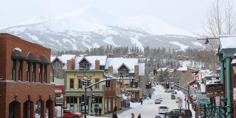 Breckenridge Ski Resort weather